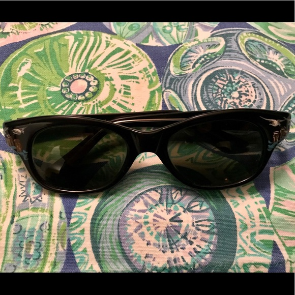e614125395 harlequin Accessories - Vintage 1950s Harlequin Sunglasses Hand Painted